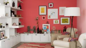 Red Living Room Add Depth To Your Living Room With Red Sadolin Paint