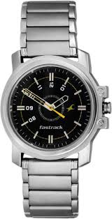 fastrack ng3039sm02 basics analog watch for men buy fastrack fastrack ng3039sm02 basics analog watch for men