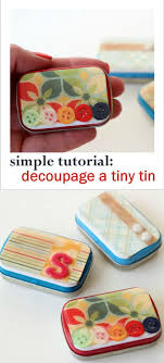 Do you save all of your used Altoids containers in the hopes of crafting  with them