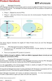 partial private circuits ppc pdf the above diagram illustrates the eligible bt retail private circuit