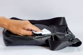 how to repair leather handbags