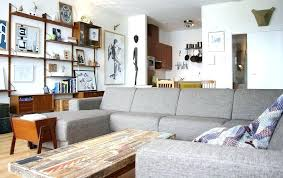 how to place a rug under a sectional sofa area rug with sectional how to place