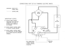 12v winch motor wiring diagram wiring diagram 4 solenoid winch wiring diagram home diagrams