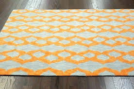 orange and blue outdoor rug bright awesome rugs for striped blu