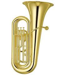 3 Valve Bbb Tuba Finger Chart Yamaha Convertible Marching Bbb Tuba With Case Ybb 105mwc