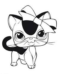 Small Picture Littlest Pet Shop Coloring Pages To Print Coloring Coloring Pages