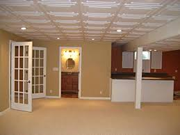 Basement Suspended Ceiling Ideas Medium Size Of Ceiling Panels
