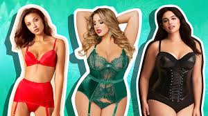 Sexy Winter Lingerie At Every Size Stylecaster