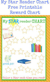 Free Printable Reading Incentive Charts We Are In An Art Ivity Book By Mo Willems Reading Rewards
