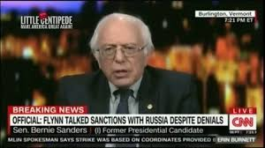 cnn cuts off interview bernie sanders after he calls them cnn cuts off interview bernie sanders after he calls them fake news