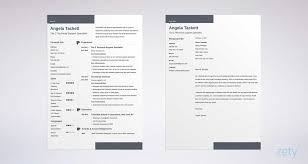 Free Ms Word Resume And Cv Template Design Resources In Resumes ...