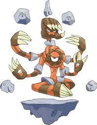Pokemon 8689 Mega Barbaracle Pokedex Evolution Moves
