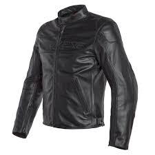 dainese jacket in bardo front leather