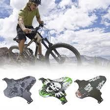 Universal Outdoor <b>Bike Bicycle Mudguard Plastic</b> Lightweight <b>Bike</b> ...