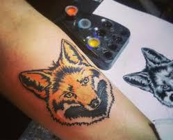 а я татуировку сделал