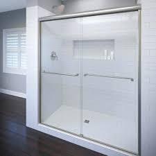 kohler levity modern in x sliding shower doors for bathroom design idea door home depot
