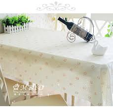disposable round table cloth unique quality pvc tablecloth dining table plastic cover coffee end table