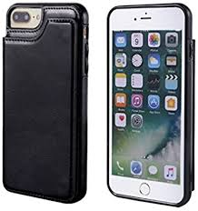 iPhone 7 Plus iPhone 8 Plus Wallet Case with Card ... - Amazon.com