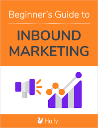 beginners guide to inbound marketing ebook cover page png