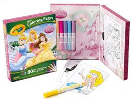 Small Picture Crayola Mini Coloring Pages Disney Princess Crayola Mini Coloring