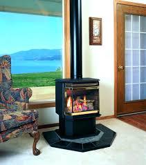 free standing fireplace custom free standing fireplace screens free standing gas fireplace perth