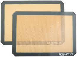 basics silicone baking mat