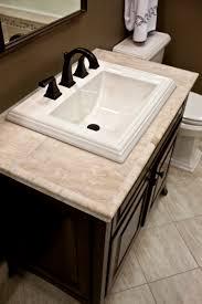 Kids Bathroom Vanities Travertine Vanity Top Diy Pinthedream I Love The Old Look Sing