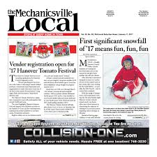 01 11 17 by The Mechanicsville Local issuu