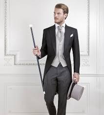 New Design Handsome Tailcoat Groom Tuxedos Men S Wedding Dresses