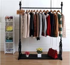 Hanger Style Coat Rack Ikea Coat Rail Get Quotations Special Style Coat Rack Hanger With 36