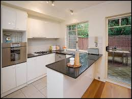 kitchen l shaped kitchen designs with breakfast bar island with