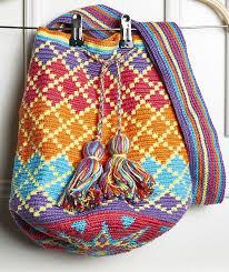 Mochila Bag Crochet Pattern Free