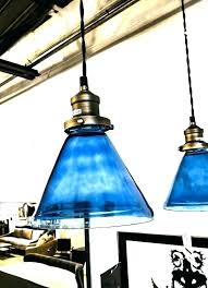 cobalt blue pendant lights navy blue pendant light gorgeous blue pendant light pendant light single bulb