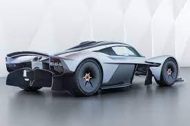 Aston Martin S Valkyrie V12 Engine 1 000hp 11 100 Rpm Naturally Aspirated