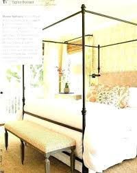 iron canopy bed – fotolove.co