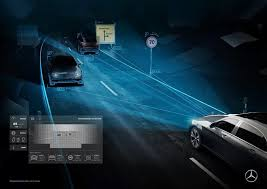 Here, we're going to take a closer look at the new gadgets and gizmos. World Premiere In The Mercedes Maybach S Class Digital Light The Light Of The Future Hits The Road Daimler Global Media Site