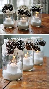 Decorating Ideas For Glass Jars 100 Awesome Winter Decorating Ideas Tutorials 10017 30