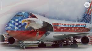 Trump Air Force One Design Trump Inspired Af1 Makeover Could Look Like This
