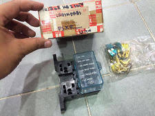 isuzu kb26 kbz 2200 chevy luv 82 fuse box genuine
