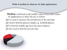 Applications Of Statistics In Daily Life