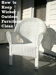 How To Clean Rattan Furniture Interior Home Design With How To How To Clean Wicker Outdoor Furniture