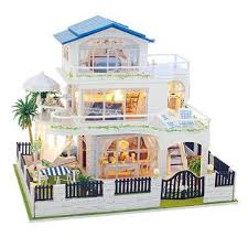 cheap wooden dollhouse furniture. Cheap House Toy, Buy Quality Diy Miniature Directly From China Wooden Doll Toy Suppliers: Assembling DIY Model Kit Dollhouse Furniture