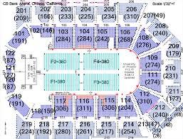 Citizens Business Bank Arena Interactive Seating Chart 63 Memorable Seating Chart For Citizens Bank Arena