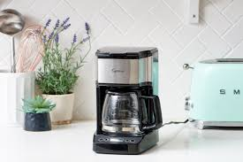 Kitchenaid Coffee Maker Clean Light Stays On How To Descale A Coffee Maker Kitchn
