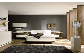 Bed Linen Decorating Grey Wall Paint Decorating With Grey Soft Carpet Also White