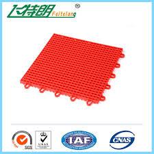 portable basketball court interlocking rubber floor tiles 10 years using life