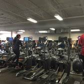 photo of goodlife fitness calgary ab canada cardio workout