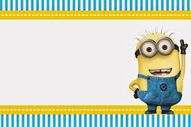 Minions Party Despicable Me Invitations And Party Free Printables Is It For