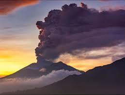 kiwis bali holidays going ahead despite mount agung eruption