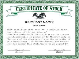 Free Downloadable Certificates Word Blank Stock Certificate Template Certificates Forms